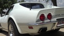 1971 Chevrolet Corvette 454 Stingray C3 Road Test Tour 2017