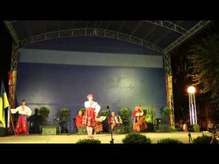 Ukrainian folk song: Маруся раз, два, три калина