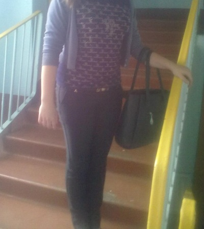 Анюта Семёнова, 24 мая , Кингисепп, id224920383
