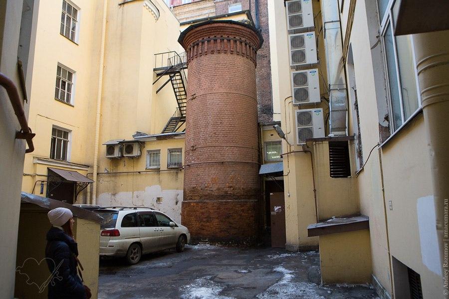 Санкт-Петербург аптека Пеля Башня грифонов