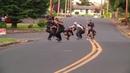 Extreme Downhill Skateboarding