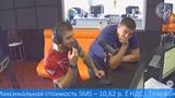 Магомед Курбанов и Евгений Тищенко в Катапульте