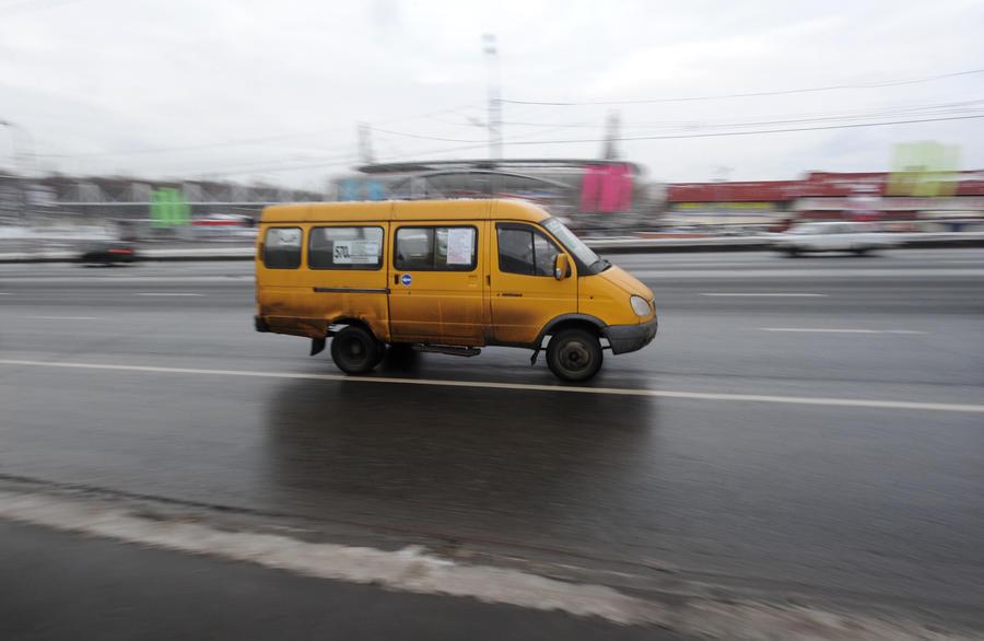 Хитрая пассажирка и как ее водитель проучил