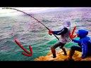 РЫБАК ПОЙМАЛ НЕЧТО ! УБОЙНАЯ РЫБАЛКА ! МЕГА РЖАЧ ! СВЕЖАЯ НАРЕЗКА ! РУСАЛКА МОНСТР Вот это рыбалка