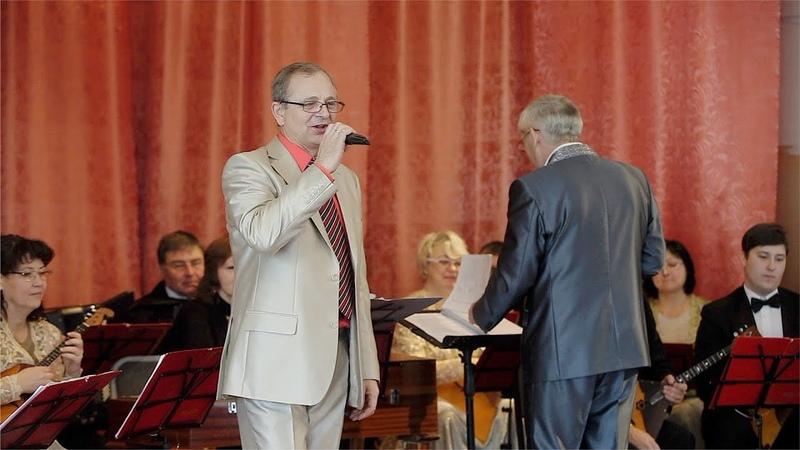Идет солдат по городу Русский камерный оркестр Лад исполняет Евгений Зайцев