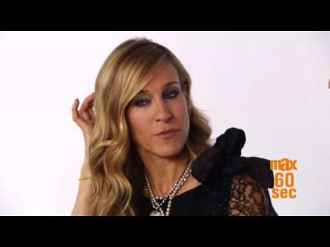 Sex And The City 2: Max 60 Seconds With...Sarah Jessica Parker (Cinemax)