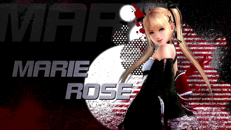 DOA5U- Bloody Nocturne (Marie Rose Theme)