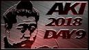 SUMO Aki Basho 2018 Day 9 September 17th Makuuchi ALL BOUTS