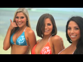 Miami Dolphins Cheerleaders Call Me Maybe by Carly Rae