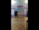 Танец крабика с кабанчиком