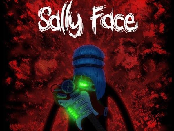 Суд Салли кромсали Sally Face 6