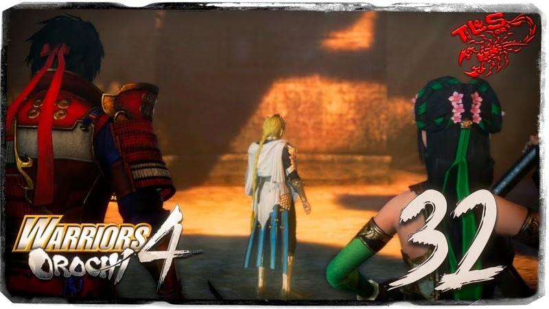 Story Mode ◄ Warriors Orochi 4 ► 32 Invasion of Asgard