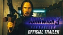 John Wick Chapter 3 - Parabellum 2019 Movie Official Trailer – Keanu Reeves, Halle Berry