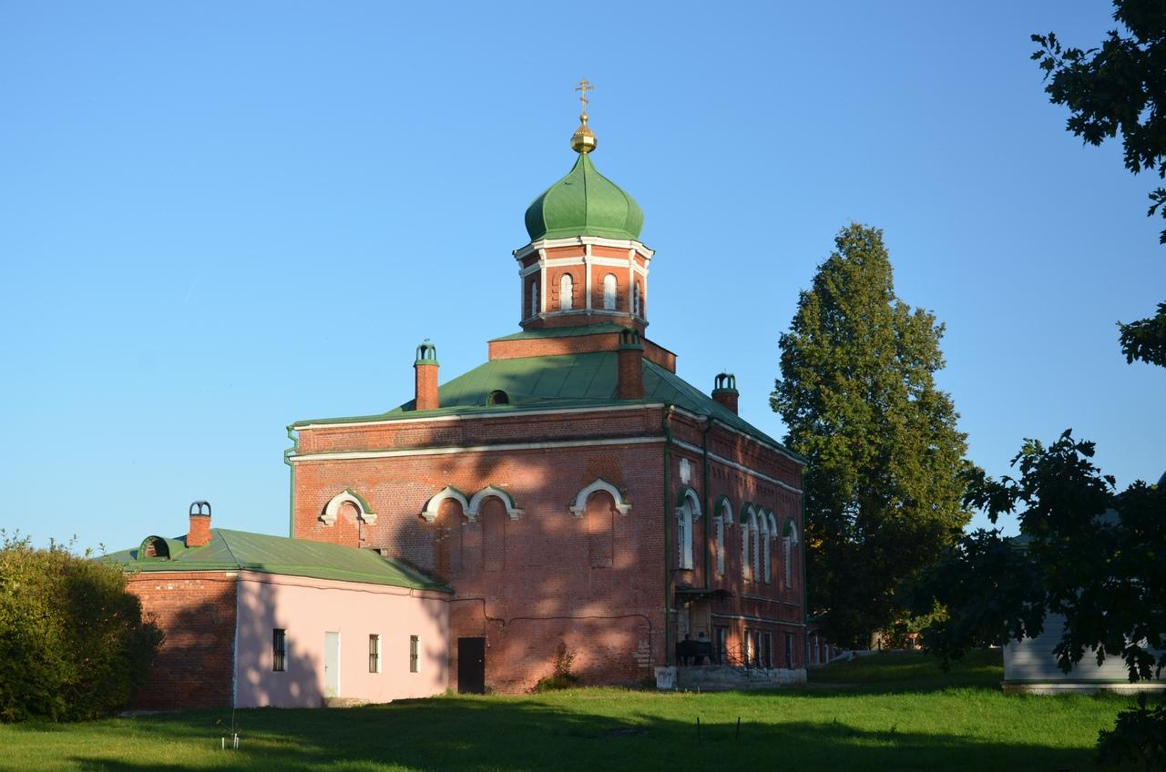 RZQGHWep060 Спасо-Бородинский монастырь.