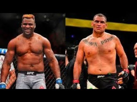 Cain Velasquez vs Francis Ngannou Game Of Survival (Promo)