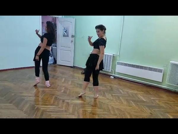 Vica Norkina Anastasiia Primak shaabi training El Sawareekh laa