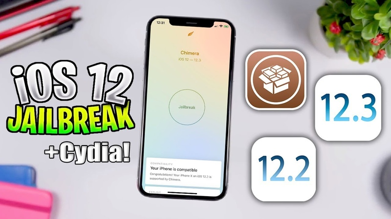 Chrimera for iOS 12.3 - 12.2 RELEASED! Sileo Cydia Works Fully! How to Jailbreak iOS 12