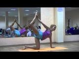 Силовые практики в йоге. Проект YogaPROSport. Часть 2