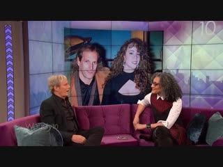 Michael Bolton tells the story about performing 'We're Not Making Love Anymore' live with Mariah Carey.