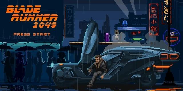 Blade Runner   Game Art