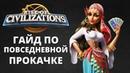 Гайд по Rise of Civilizations 2 Повседневная прокачка
