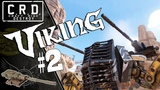 Crossout Steppe spider &amp Tsunami x2 VIKING #2 ver. 0.9.135