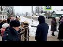 Шимск, Новгородская область, трасса