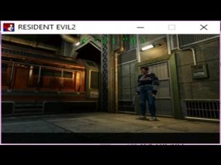 Resident evil 2. Leon B. #2