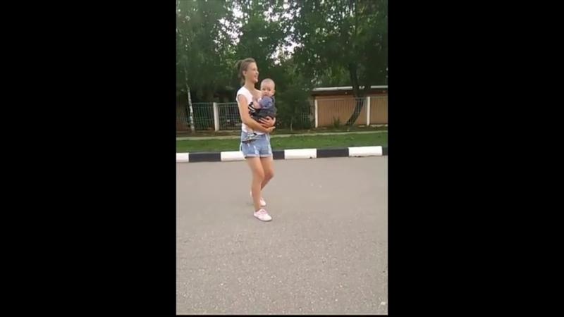 танцы с мамой