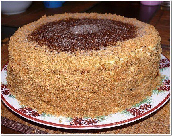 Вкусный тортик рецепт фото