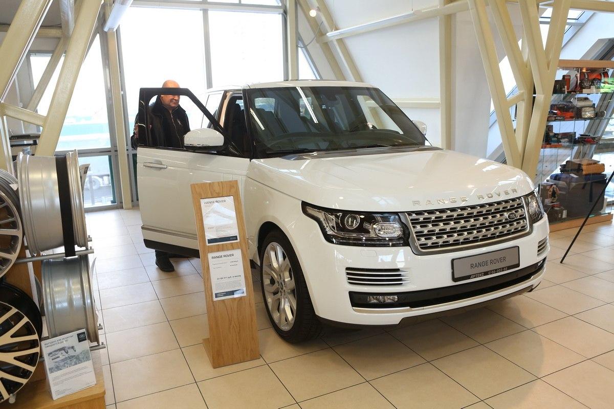 Артекс Range Rover
