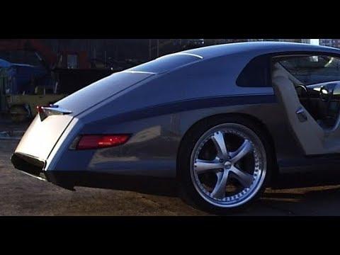 Мужик мечту осуществил - ГАЗ 20 Победа V12 400 л.с своими руками