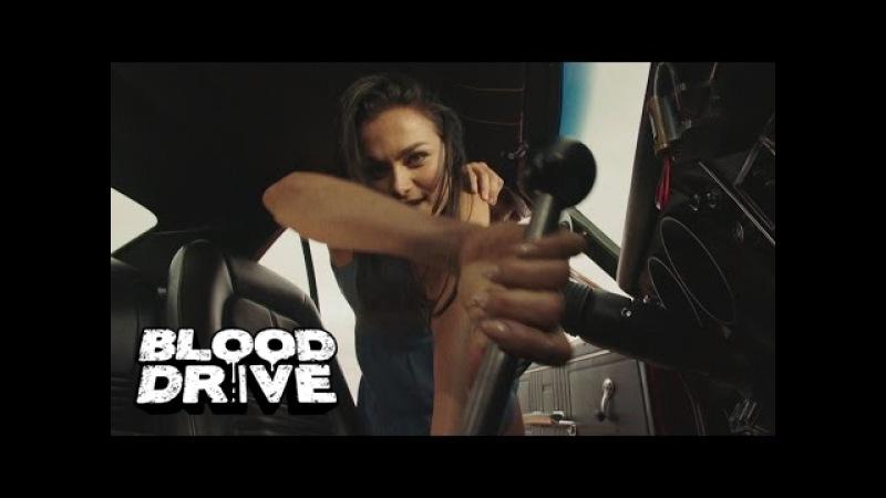 КРОВАВАЯ ГОНКА | BLOOD DRIVE | Trailer 2