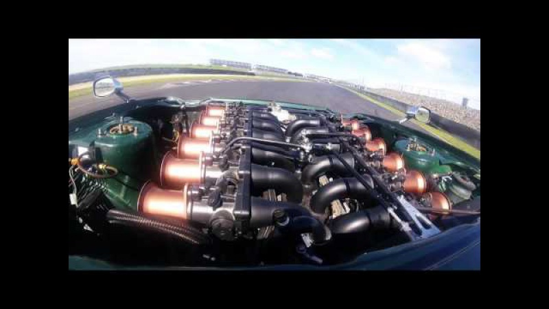 V12 TOYOTA 1GZ-FE ITB RACETRACK