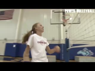 Volleyball Players Who Play After Injury (HD)