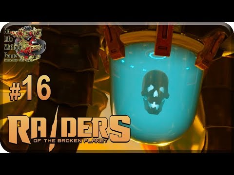 Raiders of the Broken Planet[16] - Вверх тормашками (Прохождение на русском(Без комментариев))