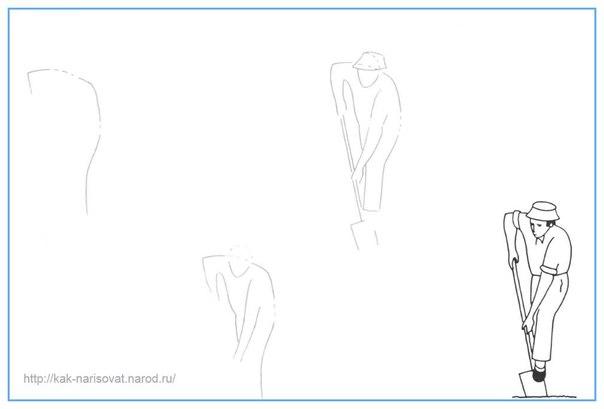 Как нарисовать к 9 маю рисунок поэтапно
