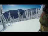 Рай для сноубордиста (6 sec)