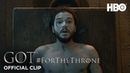 Jon Snow's Resurrection ForTheThrone Clip | Game of Thrones | Season 6