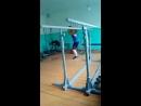 Саша тренит