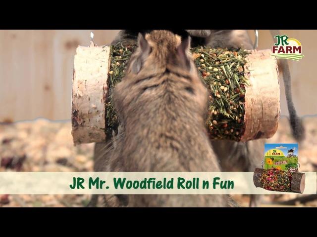 JR FARM JR Mr Woodfield Roll n Fun