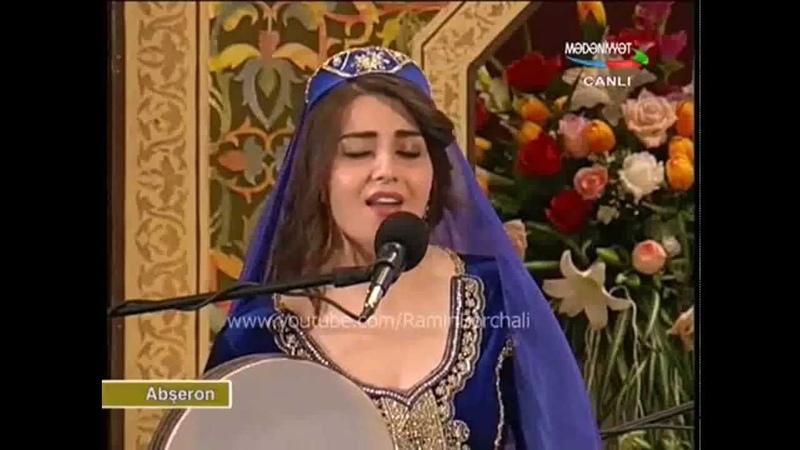 Ayşən Mehdiyeva Mirzə Hüseyn segahı, Ayshen Mehdiyeva Mirze Huseyn Segahi