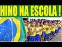HINO NACIONAL NAS ESCOLAS | Mec envia carta pedindo que crianças cantem o hino do Brasil