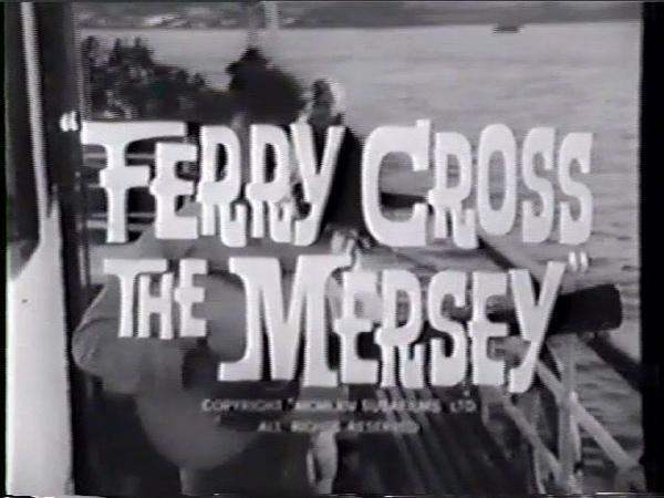 Ferry Cross the Mersey Movie Trailer - 1964