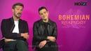 INTERVIEW mit RAMI MALEK und GWILYM LEE zum Kinofilm BOHEMIAN RHAPSODY