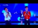 Ricardo e Rodrigo - Foi Deus (Edson & Hudson Cover) Programa Raul Gil • Бразилия | 2018