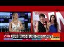 C5N - Música Julian Serrano se lanza como cantante solista