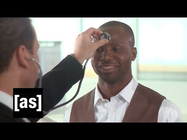 "SUCCE$$ ""Job Interview"" | Adult Swim"