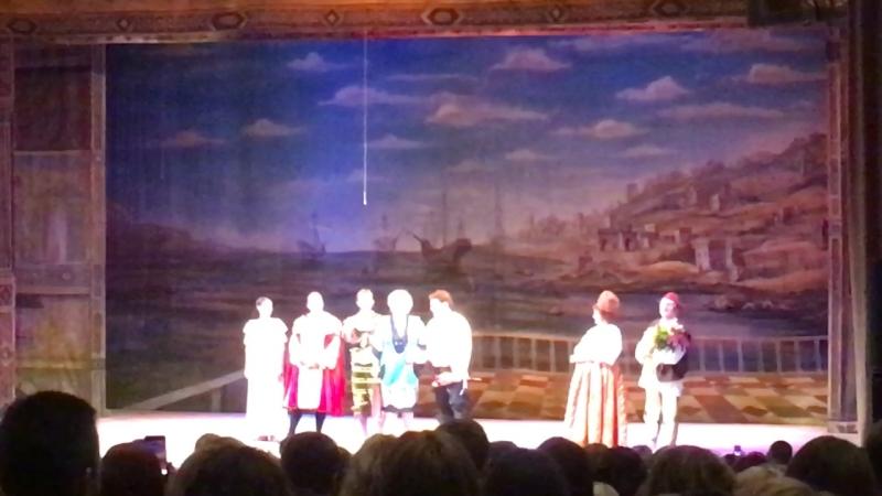 Спектакль «Приворотное зелье» с Марией Ароновой