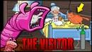 ВИЗИТЕР ИСПУГАЛ ВСЕХ КОТОВ НОВЫЕ БОНУСНЫЕ ЭПИЗОДЫ С КОТИКАМИ The Visitor Ep 1